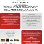 Tecniche e gestione dell'arte e della cultura