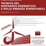 tecnico del risparmio energetico e delle energie rinnovabili
